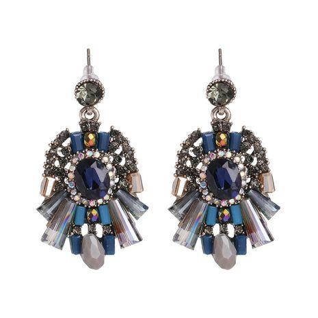 Alloy Fashion Geometric earring  (blue)  Fashion Jewelry NHJJ5567-blue's discount tags