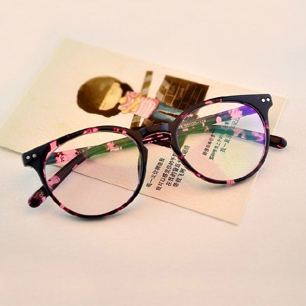 Alloy Vintage  glasses  (Ziliuhua-C8)  Fashion Accessories NHKD0688-Ziliuhua-C8