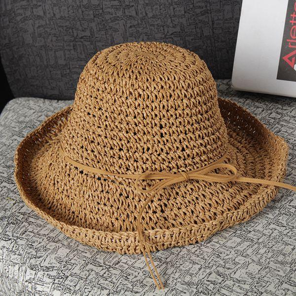 Cloth Korea  hat  (Khaki)  Fashion Accessories NHHY4956-Khaki