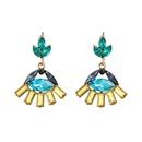 Alloy Fashion Geometric earring  black  Fashion Jewelry NHJJ5592black