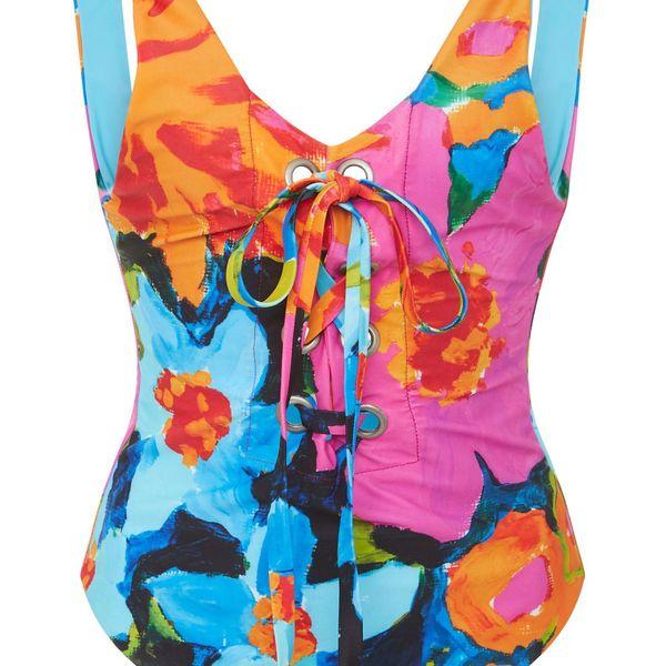 Cotton Fashion  Bikini  (DH191-S)  Women Clothing NHHL0833-DH191-S