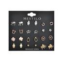 Alloy Fashion Animal earring  Alloy and alloy  Fashion Jewelry NHBQ1937Alloyandalloy