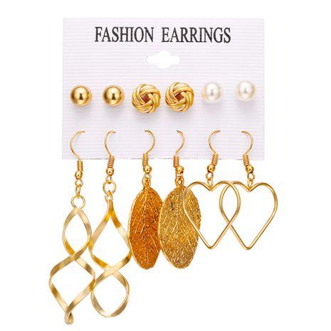 Alloy Fashion Tassel earring  (GFM05-03)  Fashion Jewelry NHPJ0315-GFM05-03's discount tags
