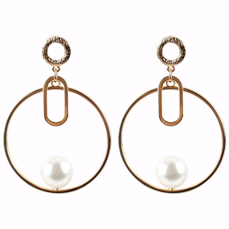 Alloy Fashion Geometric earring  (Alloy)  Fashion Jewelry NHCT0472-Alloy