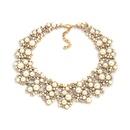 Alloy Fashion Geometric necklace  black  Fashion Jewelry NHJJ5597black
