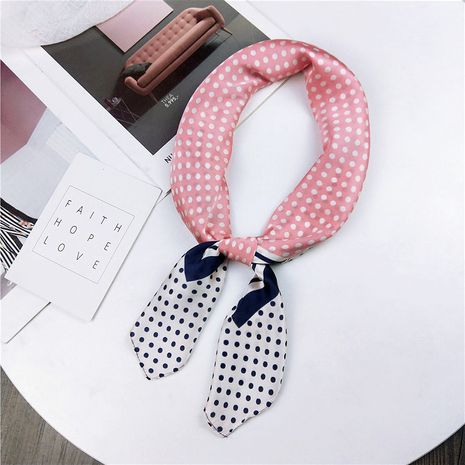 Alloy Korea  scarf  (1 wave powder)  Scarves NHMN0363-1-wave-powder's discount tags