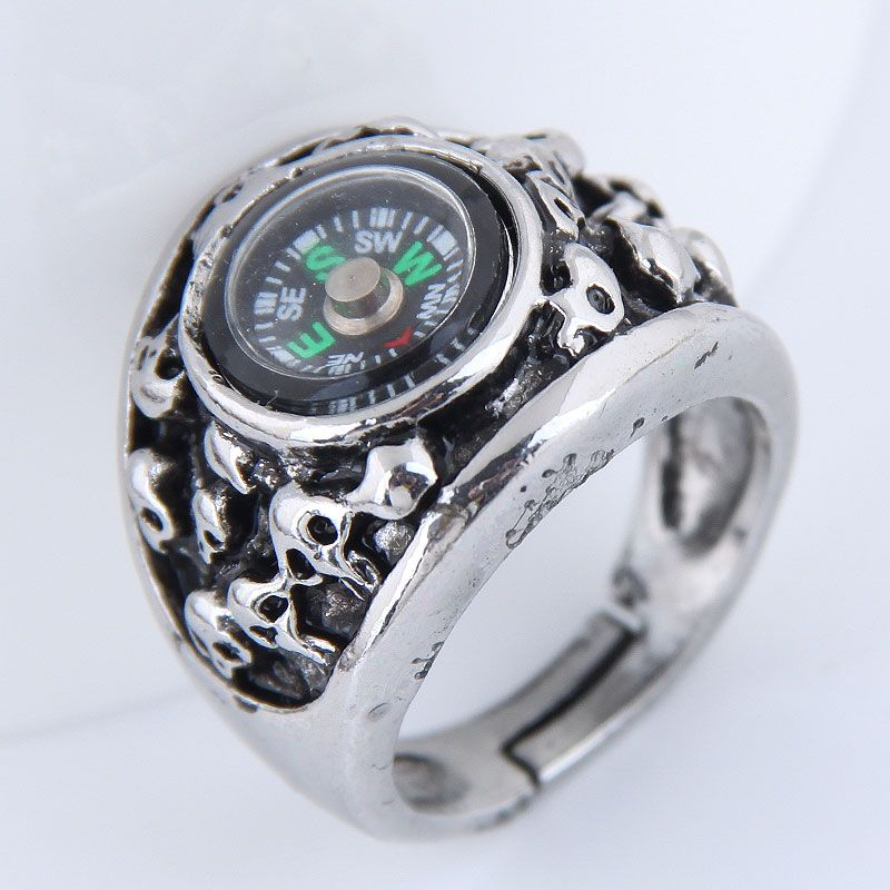 Alloy Fashion Ring  NHNSC15290