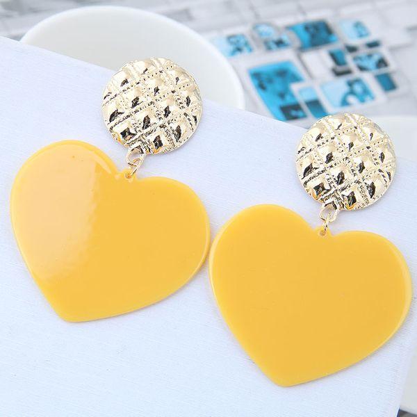 Alloy Fashion earring  NHNSC15343