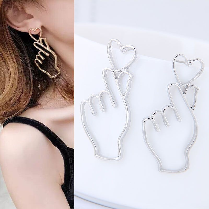 Alloy Korea earring  NHNSC15357