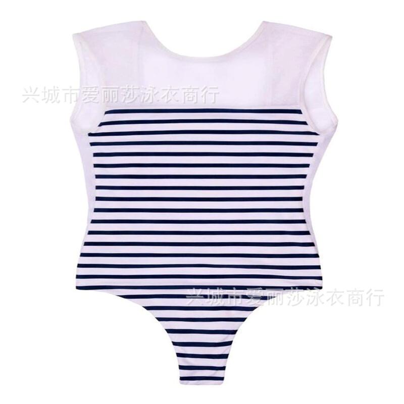 Cotton Fashion  Bikini  (White-S)  Swimwear NHHL1382-White-S