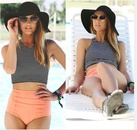 Polyester Fashion  Bikini  As shown in FigureS  Swimwear NHHL1270AsshowninFigureS
