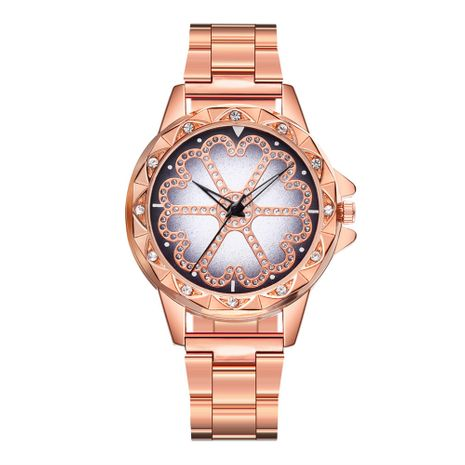 Alloy Fashion  Ladies watch  (Rose alloy)  Fashion Watches NHSY1908-Rose-alloy's discount tags