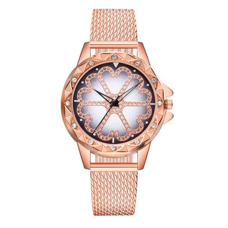 Alloy Fashion  Ladies watch  (Rose alloy)  Fashion Watches NHSY1920-Rose-alloy's discount tags