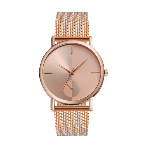 Alloy Fashion  Men watch  (Rose alloy)  Fashion Watches NHSY1934-Rose-alloy's discount tags