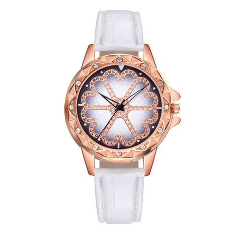 Alloy Fashion  Ladies watch  (white)  Fashion Watches NHSY1941-white's discount tags