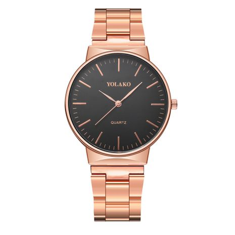 Alloy Fashion  Men watch  (Rose alloy)  Fashion Watches NHSY1942-Rose-alloy's discount tags