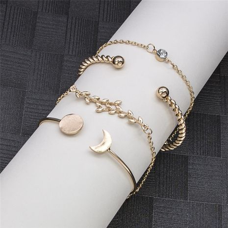 Alloy Fashion Geometric bracelet  (Alloy)  Fashion Jewelry NHNZ1294-Alloy's discount tags