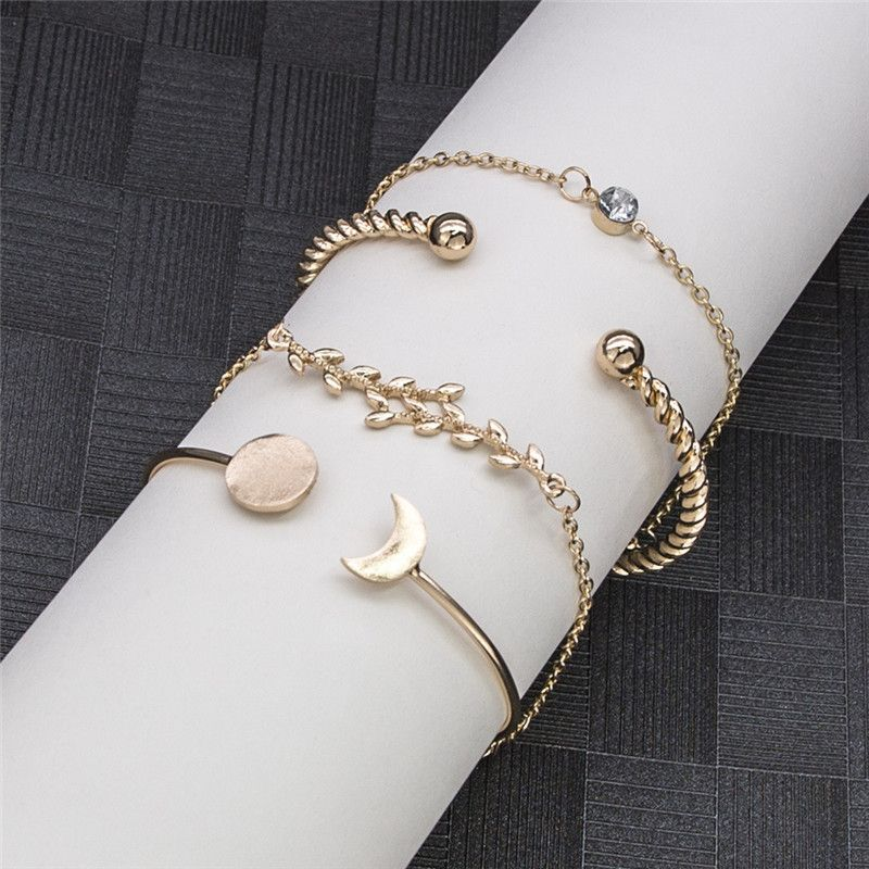 Alloy Fashion Geometric bracelet  Alloy  Fashion Jewelry NHNZ1294Alloy