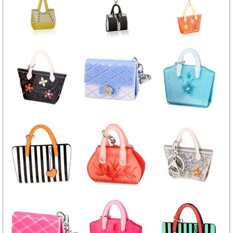 Acrylic Fashion Geometric key chain  (Random delivery)  Fashion Jewelry NHVA5410-Random-delivery's discount tags
