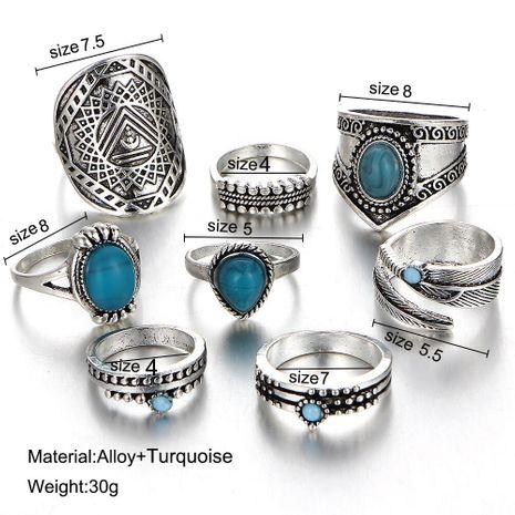 Alloy Fashion Geometric Ring  (GCX05-02)  Fashion Jewelry NHPJ0326-GCX05-02's discount tags