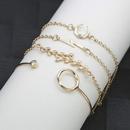 Alloy Fashion Geometric bracelet  Alloy  Fashion Jewelry NHNZ1300Alloy