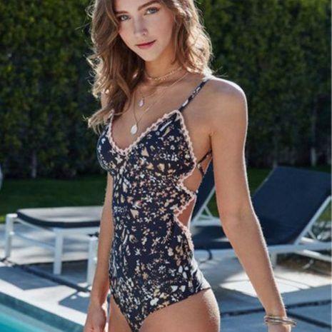 Polyester Fashion  Bikini  (Picture color-S)  Swimwear NHHL1525-Picture-color-S's discount tags