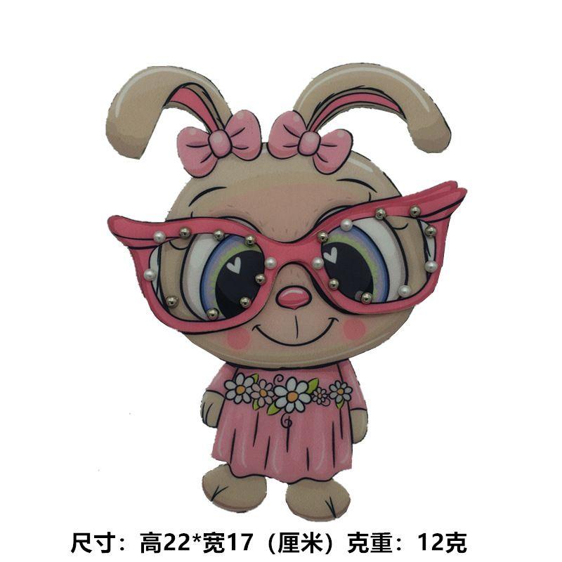 Alloy Fashion  jewelry accessory  rabbit  Fashion Accessories NHLT0012rabbit