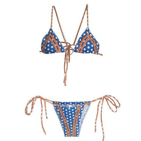 Polyester Fashion  Bikini  (Figure-S)  Swimwear NHHL1803-Figure-S's discount tags