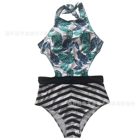 Polyester Fashion  Bikini  (Picture color-S)  Swimwear NHHL1813-Picture-color-S's discount tags