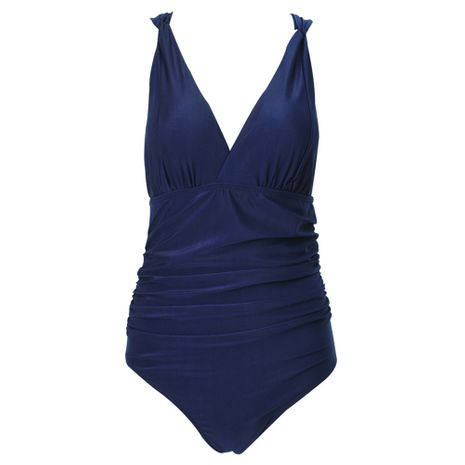 Polyester Fashion Bikini (Tibetan Blue 1806-M) Maillots de bain NHHL1840-Tibetan-Blue-1806-M's discount tags