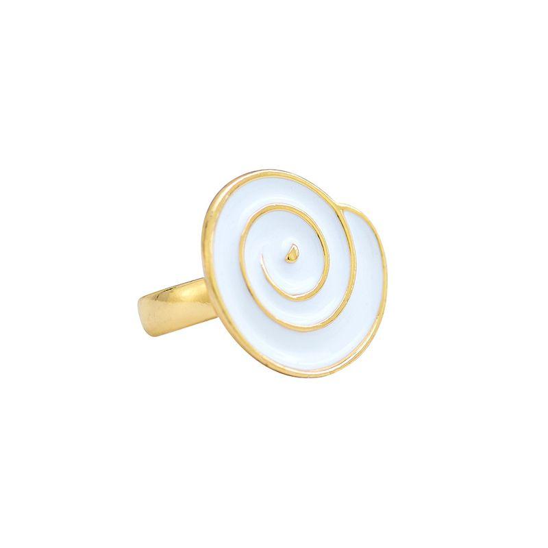 Alloy Fashion Geometric Ring  white  Fashion Jewelry NHQS0596white