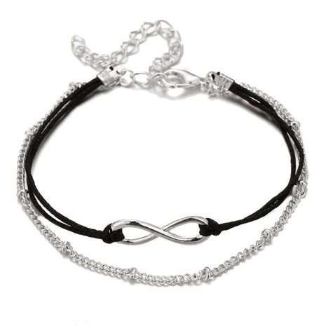 Alloy Fashion Geometric Anklet  (Alloy GFO05-02)  Fashion Jewelry NHPJ0351-Alloy-GFO05-02's discount tags