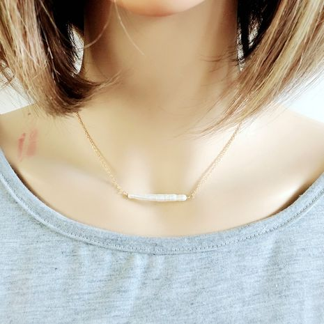 Alloy Fashion  necklace  (Photo Color)  Fashion Jewelry NHOM1551-Photo-Color's discount tags