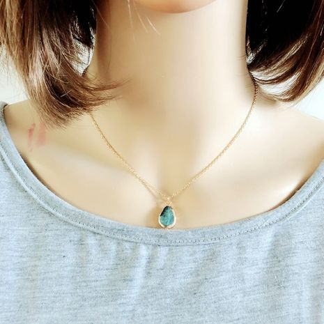 Alloy Korea  necklace  (Photo Color)  Fashion Jewelry NHOM1560-Photo-Color's discount tags