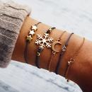 Alloy Fashion Geometric bracelet  Alloy GFO0201  Fashion Jewelry NHPJ0378AlloyGFO0201