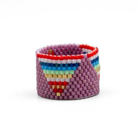 Alloy Fashion Geometric Ring  (MI-R180038-9.5)  Fashion Jewelry NHGW1556-MI-R180038-9.5's discount tags