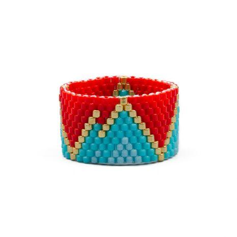 Alloy Fashion Geometric Ring  (MI-R180043-9.5)  Fashion Jewelry NHGW1560-MI-R180043-9.5's discount tags