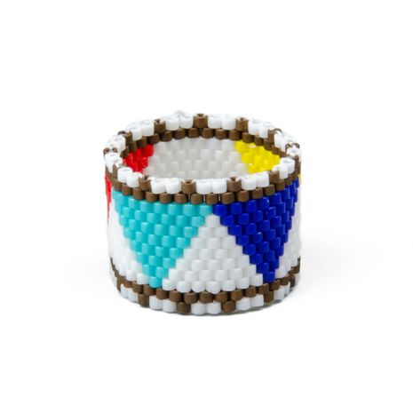 Alloy Fashion Geometric Ring  (MI-R180029-9.5)  Fashion Jewelry NHGW1572-MI-R180029-9.5's discount tags