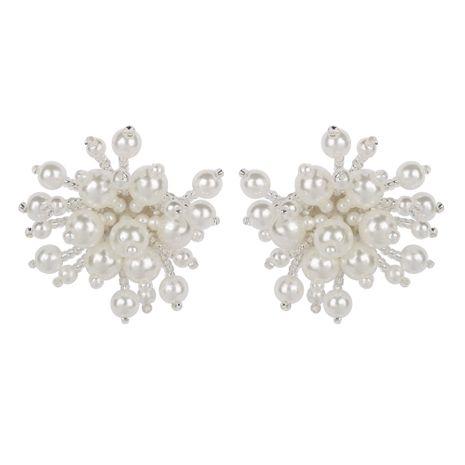 Alloy Fashion Geometric earring  (white)  Fashion Jewelry NHMD5245-white's discount tags