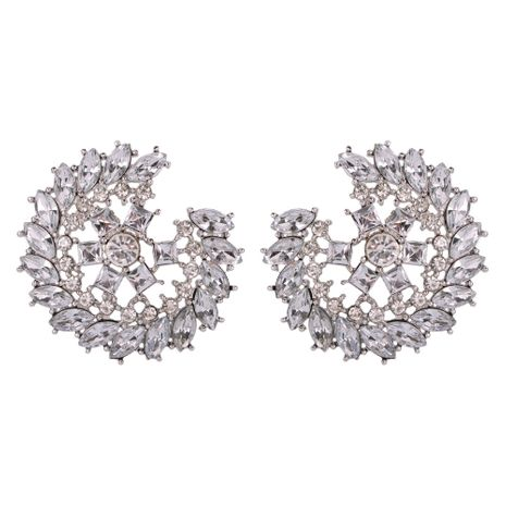 Alloy Fashion Geometric earring  (white)  Fashion Jewelry NHMD5252-white's discount tags