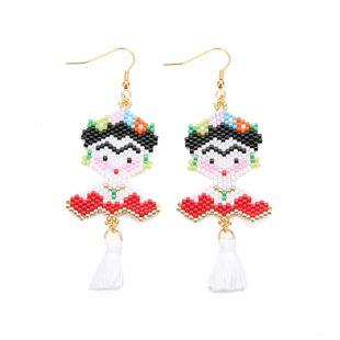 Alloy Fashion Cartoon earring  (MI-E180066A)  Fashion Jewelry NHGW1609-MI-E180066A's discount tags