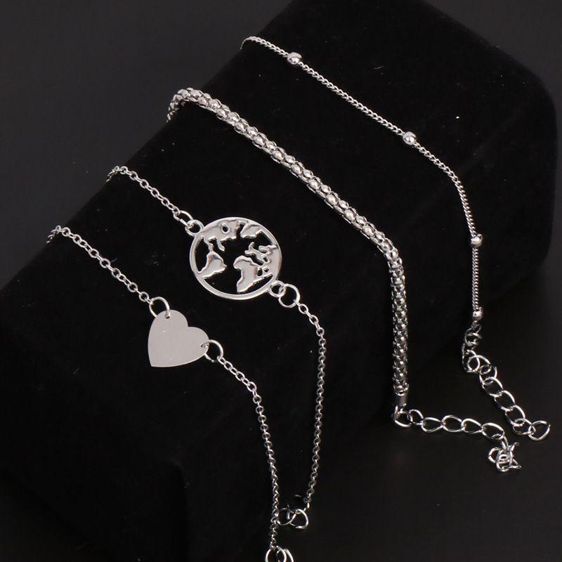 Alloy Fashion Geometric bracelet  (40024)  Fashion Jewelry NHJJ5672-40024