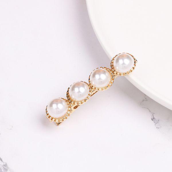 Beads Korea Geometric Hair accessories  (60007-highlight)  Fashion Jewelry NHJJ5697-60007-highlight