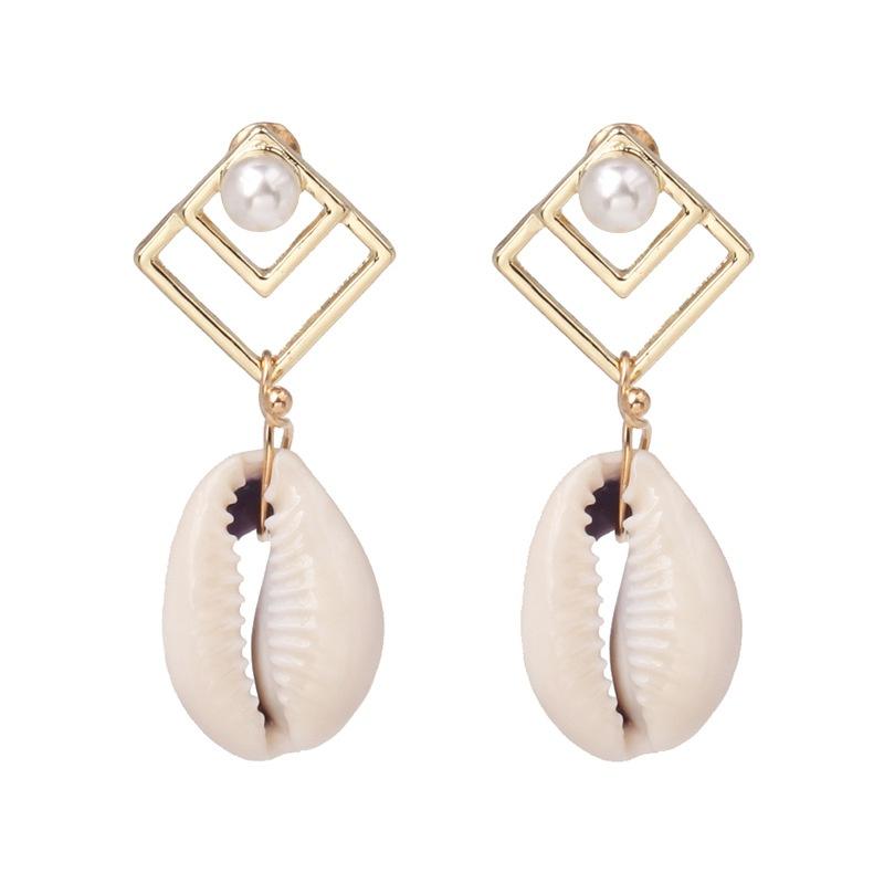 Alloy Fashion Geometric earring  (51814)  Fashion Jewelry NHJJ5702-51814