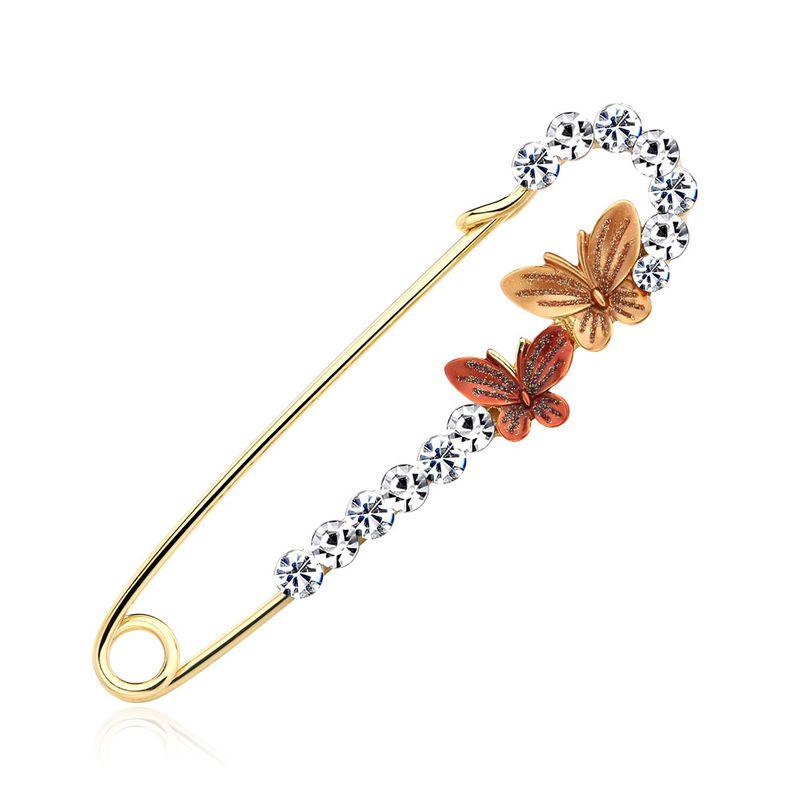 Alloy Korea Animal brooch  AI091A  Fashion Jewelry NHDR3208AI091A
