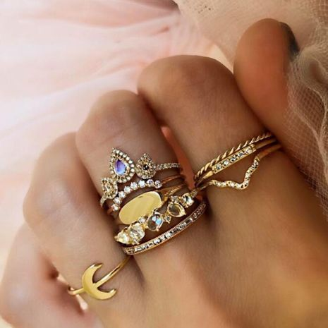 Alloy Fashion  Ring  (Alloy)  Fashion Jewelry NHGY2993-Alloy's discount tags