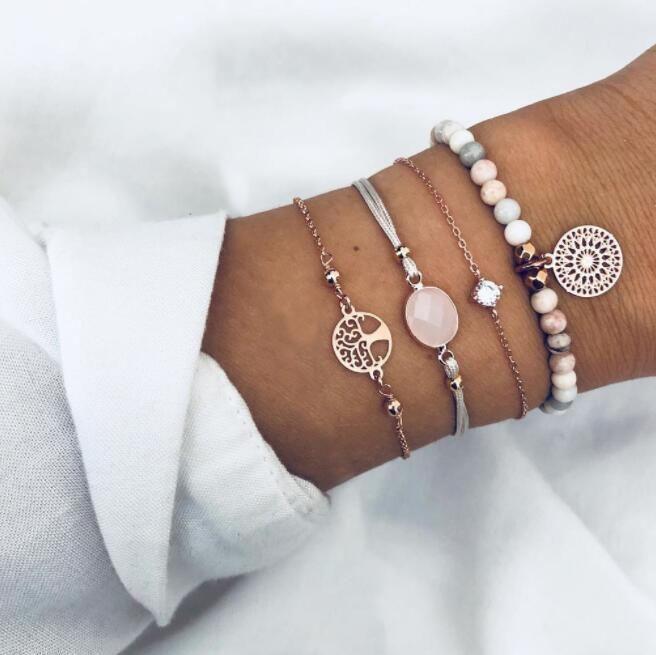 Alloy Fashion  bracelet  (Alloy)  Fashion Jewelry NHGY2998-Alloy