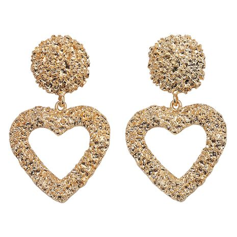 Alloy Fashion Sweetheart earring  (Alloy)  Fashion Jewelry NHJQ11361-Alloy's discount tags