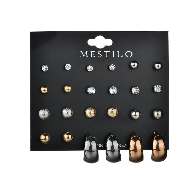 Alloy Fashion Geometric earring  Alloy  Fashion Jewelry NHBQ1969Alloy