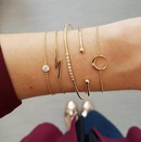Alloy Fashion  bracelet  Alloy  Fashion Jewelry NHGY2986Alloy